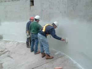 công ty chống thấm tường tại TP HCM