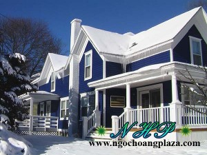 Dịch vụ sơn nhà tại quận 3