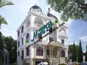 Dịch vụ sơn nhà tại quận 4
