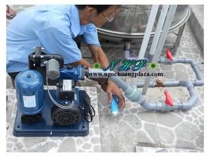 Sửa chữa điện nước tại quận 3