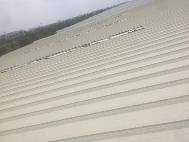 Chống dột mái tôn tại quận thủ đức