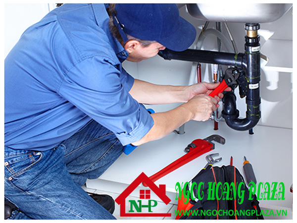 Sửa chữa điện nước tại nhà quận 4
