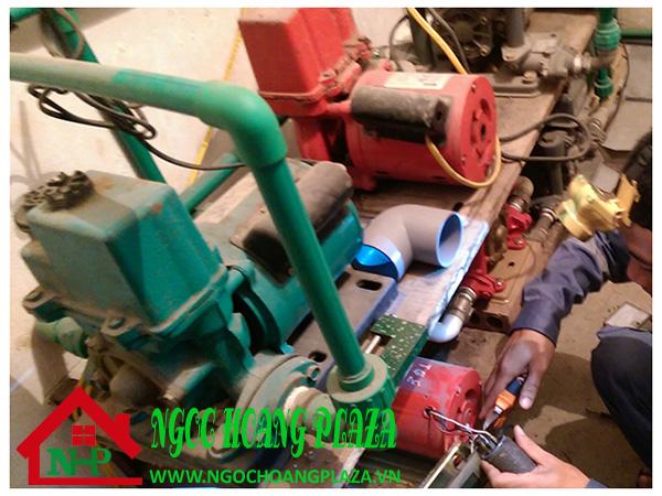 Thợ sửa chữa điện nước tại nhà quận 5