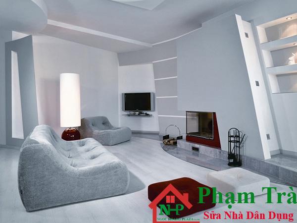 Dịch vụ sơn nhà tại TPHCM trọn gói LH 0903.088.568